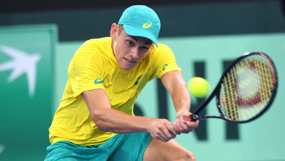Austrian hero impressed by 'world class' de Minaur