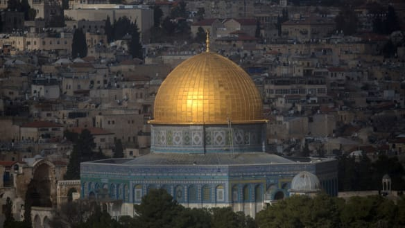Jerusalem embassy move 'could land Australia in the International Court of Justice'