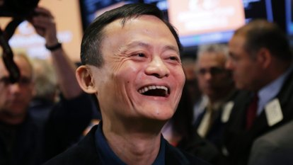 Jack Ma started Alibaba from his apartment - now he walks away with a $55b fortune