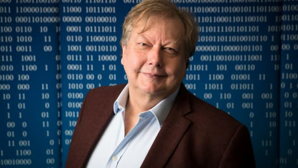 Richard White's long way to the top at Wisetech