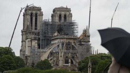 Notre Dame fire was not criminal, Paris prosecutor says