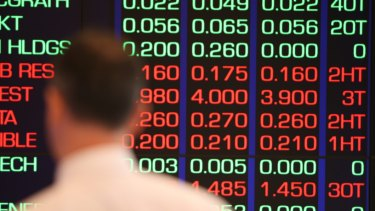 The ASX is expected to lift a little to start the week.