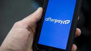 Afterpay has been a market darling.