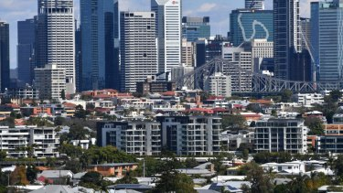 Of the units sold in Brisbane between January and March this year, 35.9 per cent sold at a loss.