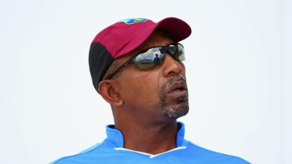 Simmons reappointed Windies cricket coach