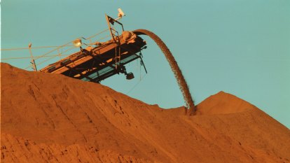 Iron ore rally not sustainable, analysts say