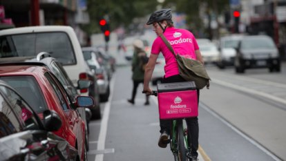 'They start with a fingernail and end with an arm': Restaurants farewell Foodora