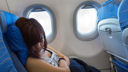 Your jet lag is worse than it should be, Qantas research claims