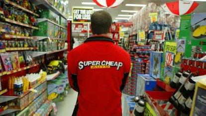 Super Retail shares slide despite first-quarter sales bump