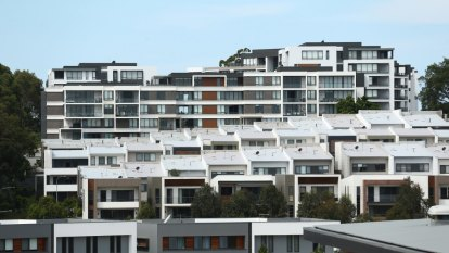 Australia's property stocks are ignoring the housing slump