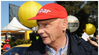 Inside a fireball for 55 seconds: When Niki Lauda recounted that crash