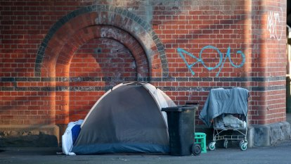 Lord mayors put Howarth on notice over homelessness issue