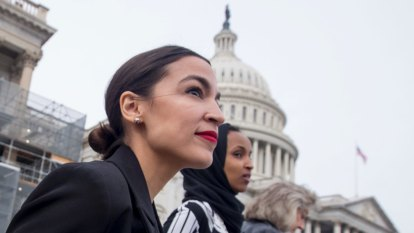 Alexandria Ocasio-Cortez says skincare is her 'hobby'. She's not alone
