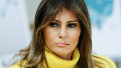 Chainsaw massacre will put US first lady's hometown on map