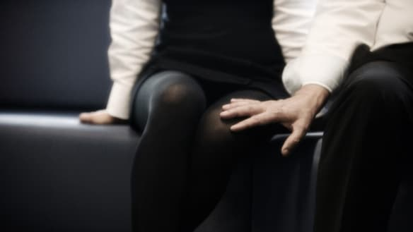 How to stop sexual harassment at work - don't deal with HR