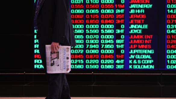 Employment figures may help market recover