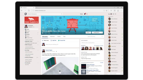 Facebook guns to be complete business platform