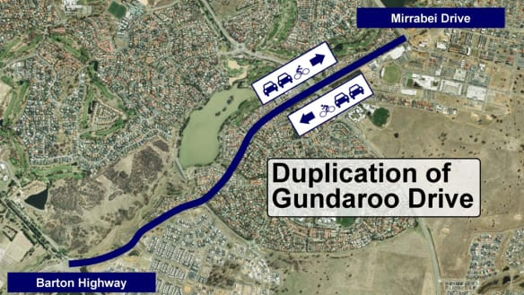 Delays, contract concerns prompt audit of major ACT road project