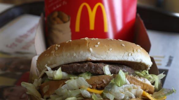 Irish burger chain beats McDonald's in Big Mac trademark battle