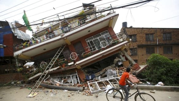 Two billion people hit by natural disasters in the past decade: Red Cross