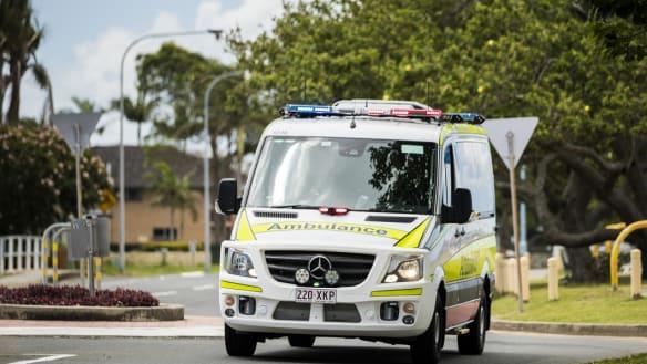 Motorcyclist, cyclist hurt in separate Brisbane traffic crashes