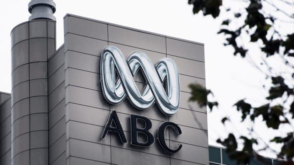 SYDNEY, AUSTRALIA, SMH, JUNE 18: Generic shots of the ABC biulding in Ultimo on Harris Street on JUNE 18, 2018 in Sydney, Australia. (Photo by Christopher Pearce/Fairfax Media)