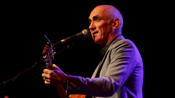 Paul Kelly delivers a musical feast with gravy on top