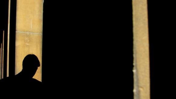 Man accused of University of WA toilet block rape pleads not guilty