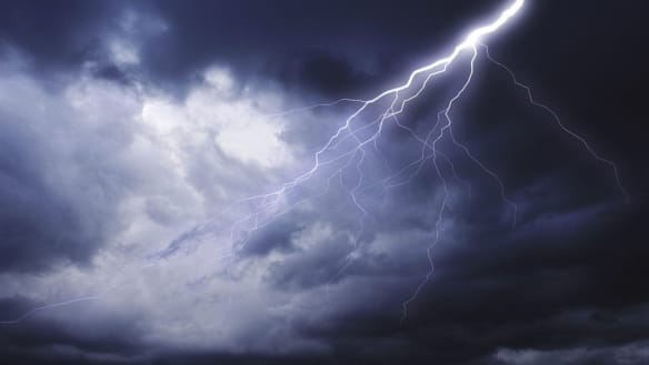The bureau has issued a severe thunderstorm warning for Canberra.