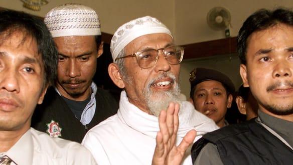 Radical cleric Abu Bakar Bashir, leader of group behind Bali bombings, to walk free early