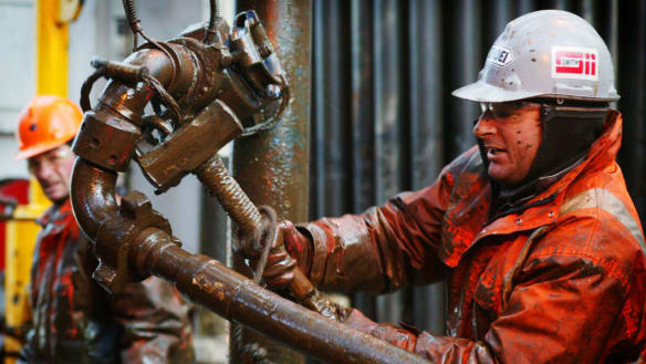 Volatile times: Oil's implosion is about more than the sanctions on Iran