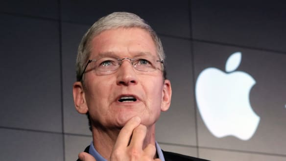 Apple shares lose $106b in value as Wall Street dives