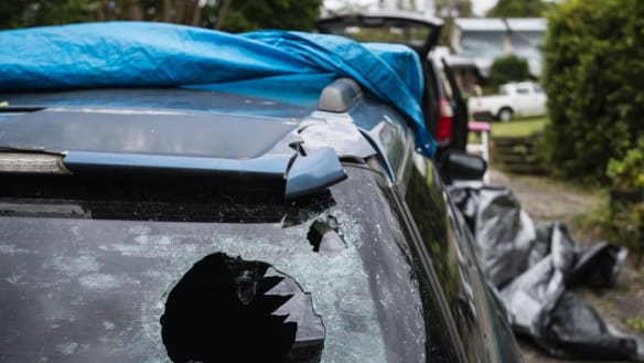 Suncorp hit with 24,800 claims after Sydney hailstorm