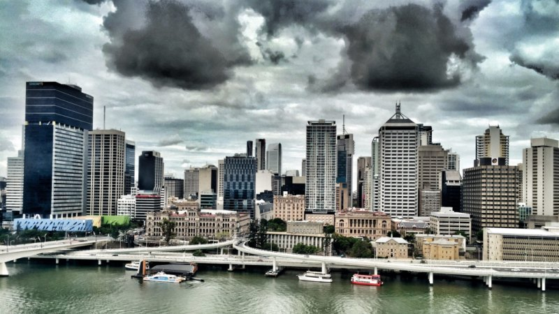 Thunderstorm to strike south-east Queensland