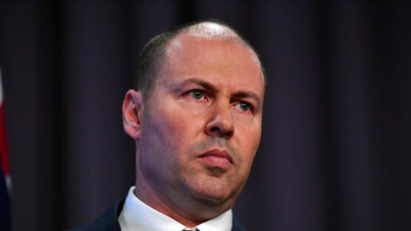 Treasurer Josh Frydenberg says if Labor's capital gains tax proposals become law, Australians will be paying CGT at one of the highest rates in the Western world.