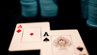 Investing is more like poker than chess