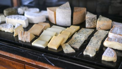 Cheese taking a bigger wedge as Australians spend more on dairy