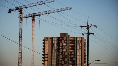 ACT building boom to continue, but a little slower