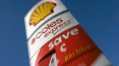 'Petrol is petrol': Coles Express is country's most expensive