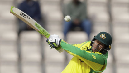 Khawaja piles pressure on Warner in battle for World Cup opening slot