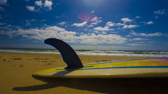 Surfer injured in incident at South West break