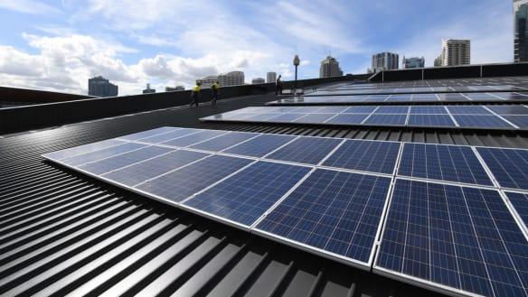 Australia heading for a 'battle royale' on solar power