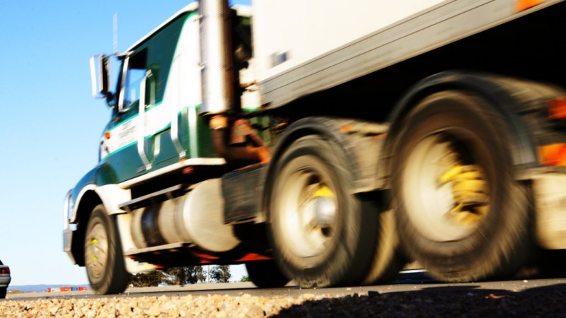 Trucking companies and unions unite to tackle a looming new