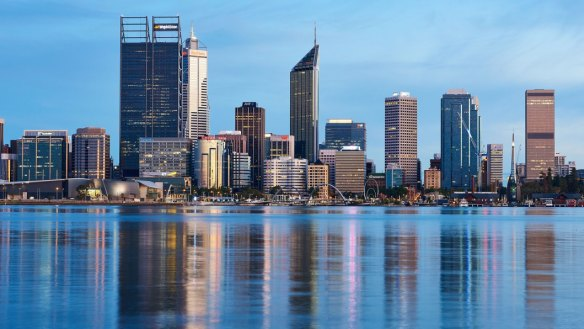 The city that never was: Perth's post-boom abandoned high rise plans revealed