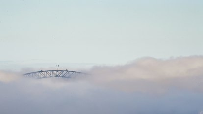 Airport delays, 'dangerous' road conditions among heavy fog in Sydney