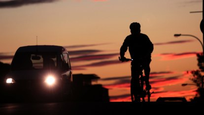 Cyclist thrown 'some distance' in collision with car south of Brisbane