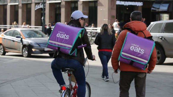 Food delivery power will become harder to swallow