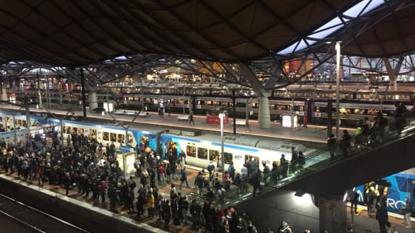 Leaked rail plan shows few extra services for regional commuters