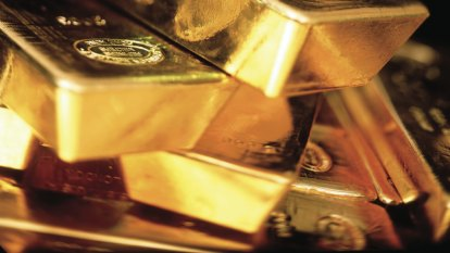 China's splurge on gold adds intriguing twist to trade war