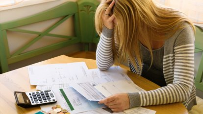 The pressure of living under the weight of debt